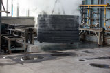 OEM Forging Steel Seamless Roller Ring, comme Rolled et Machined Rings, Blank pour Slewing Bearings