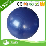 55cmの適性の練習は体操の球を反破烈させた