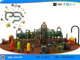 2016 Schule-Spielplatz-Gerät für Verkaufs-Kind-lustigen Spiel-Spielzeug-Seil-Spielplatz