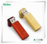 1 년 보장 (WY-W13)를 가진 가장 싼 나무로 되는 USB 섬광 드라이브