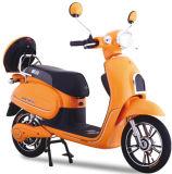 子供の女性の大人のための美しい電気オートバイ
