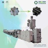 Heiße führende Plastik-HDPE Rohr-Extruder-Maschinerie