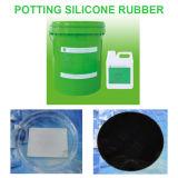 2 mise en pot LSR de puate d'étanchéité de silicones condensée par caoutchouc des composants RTV Silikon