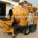 Mobile konkrete mischende Pumpe (CPM15)