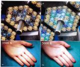 Lampada portatile di funzionamento degli indicatori luminosi chirurgici mobili della batteria di Sy02-LED3e