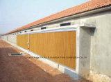 統合された自動装置が付いている家禽の家の冷却のパッド
