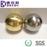 La sfera d'acciaio di rame solida della sfera d'ottone di AISI H59 H62 H68 per la sfera per cuscinetti parte il laminatoio
