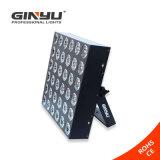 6X6 36PC RGBW Träger-Matrix-Licht des Pixel-Blinder-LED