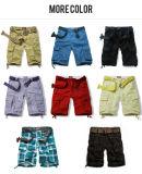 Shorts 2016 personalizados bordados promoção da praia do verão do OEM