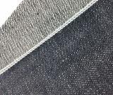 ткань 21207-1 оптовой продажи джинсовой ткани Selvedge OEM 17oz грубая