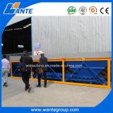 Wt10-15ブロックのセメント、販売イギリスのための煉瓦作成機械を作る移動式ブロック機械