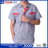 Uniforme antistatica dei vestiti del Workwear del breve manicotto per l'operaio (YMU120)