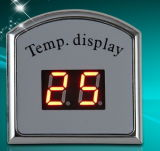 Tipo caldaia istante del geyser del riscaldatore del condotto di scarico/gas di acqua del gas/gas (SZ-RB-6)
