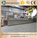 Máquina anterior do rolo do feijão do chocolate do alimento de Gusu