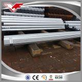 Tubo de acero galvanizado con BS1387 estándar