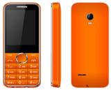 De kleine Dubbele Dubbele Reserve Goedkope Oude Bejaarde Muziek van de Telefoon van de Mens SIM Mobiele Geen 2007D# Mobiele Telefoon