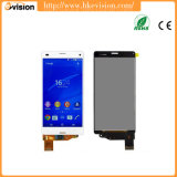 Weißer LCD Touch Screen Digitizer für Sony Xperia Z3 Mini Compact D5803 D5833