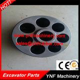 Hydraulikpumpe-Ersatzteil-Zylinderblock für KOMATSU PC56-7