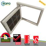 Ultimo bello disegno della griglia di finestra di vetro della casa UPVC Veka