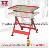 Workbench нержавеющей стали заварки высоты таблица заварки регулируемого коммерчески складная (YH-WB030)