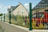 Kurbelgehäuse-Belüftung beschichtetes doppeltes Zaun-Panel für Garten und Datenbahn
