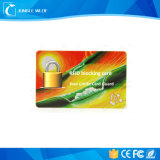RFID Blocking Shield Guard Cards для Protecting Wallet Security