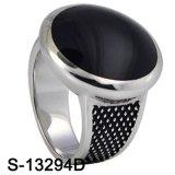 Anel da prata esterlina da jóia 925 de Hotsale com esmalte