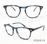 Bâti optique fait sur commande européen, lunetterie populaire