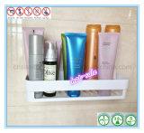 Champú del cuarto de baño y estante montados en la pared de la cesta de la esquina del sostenedor de la ducha
