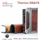 분실된 Vape Therion DNA75 DNA 75 Evolv 칩 상자 Mod