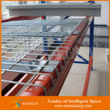 Galvanisiertes Wire Mesh Decking für Warehouse Rack