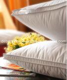 Almohadilla blanca 100% del hotel de Healthly del algodón de la alta calidad