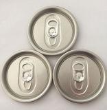 Retén de Camboya 200 en las tapas de la bebida de la energía de la poder de aluminio 50m m de la tabulación