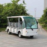 véhicule 14seats guidé électrique avec le certificat Dn-14 (Chine) de la CE