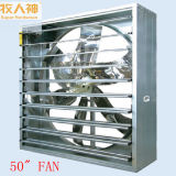 50 Box Fan in Poultry House De Super Herdsman