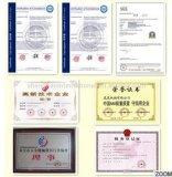 Máquina automática de Thermoforming, certificación del Ce