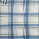Katoenen van 100% Popeline Geweven Garen Geverfte Stof voor Overhemden/Kleding Rlsc60-4sb