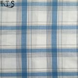 Baumwollpopelin-Vorgespinst gesponnenes Garn gefärbtes Gewebe für Hemden/Kleid Rlsc60-4sb