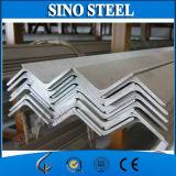 St52-3 80-86um亜鉛コーティングの電流を通されたGIの鋼鉄角度