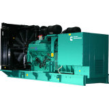 Cummins Engine를 가진 디젤 엔진 Generator Set