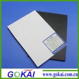 Hojas rígidas blancas y negras de la espuma de /PVC de la hoja del PVC