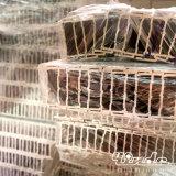 Profil en aluminium/extrusion en aluminium avec Bendings irrégulier