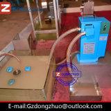 Purificador del aceite lubricante para reciclar uso del petróleo