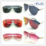 2016 nueva gafas de sol polarizadas de la marca de fábrica del diseñador manera con su insignia
