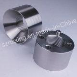 Maschinell bearbeitete Teile von den industriellen Aluminiumteilen