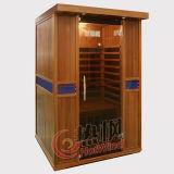 Sauna portatif de pièce de sauna de l'infrarouge 2016 lointain pour 2 personnes (SEK-D2N)