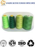 Amorçage de couture tourné poly/poly par faisceau de polyester