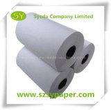 Papier thermosensible imperméable à l'eau de papier d'imprimerie de constructeur