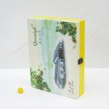 차를 위한 소프트 터치 필름 박판을%s 가진 색깔 종이상자