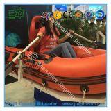 2016年の娯楽Park Machine Virtual Reality Saleのための1 Seat 360 Degree Vr Water Rafting Cinema Simulator 9d Vr